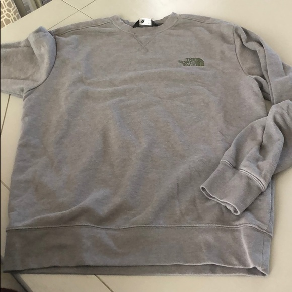 The North Face Other - Grey north face crew neck
